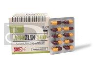 Amoxicillin Capsules BP 500mg