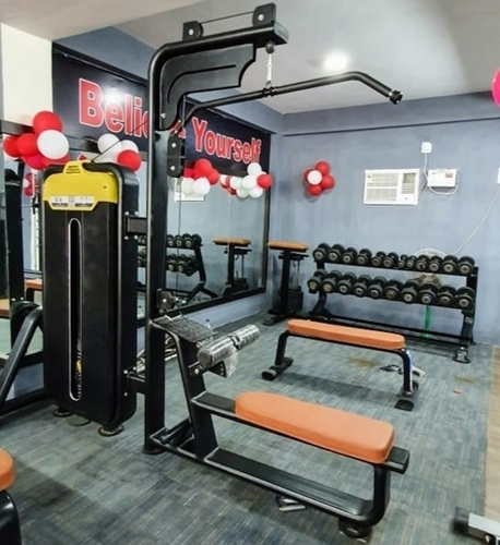 High Lat Pulley Machine