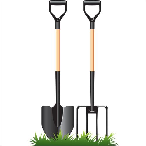 D Handle Digging Shovel