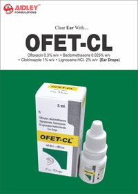 OFET-CL (Ear Drop)
