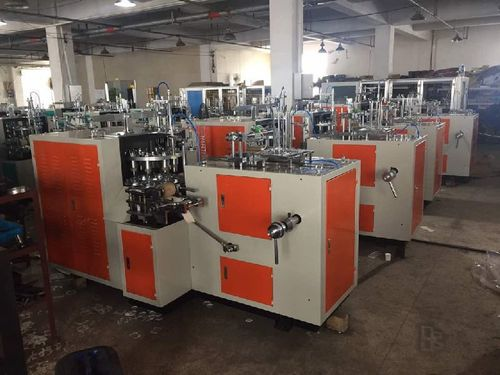 40ml Paper Cup Making Machine