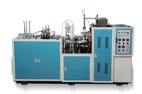Open Cam Paper Cup Making Machine