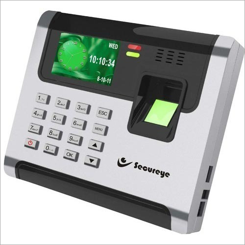 Attendance Punching Biometric Machine