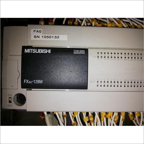 FX3U-128M Mitsubishi PLC