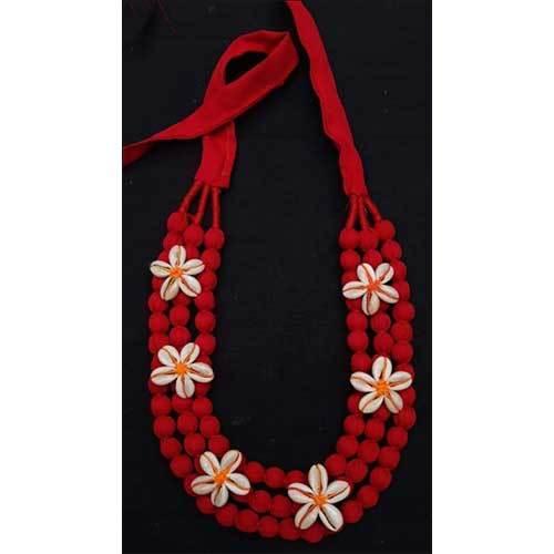 Handmade Cotton Thread Necklace