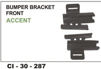 Bumper Bracket Front Accent