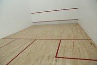 Squash Court Maple Wooden Flooring
