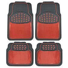 Vehicle rubber mat