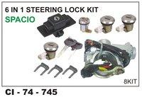 6 In 1 Steering Lock Kit Spacio