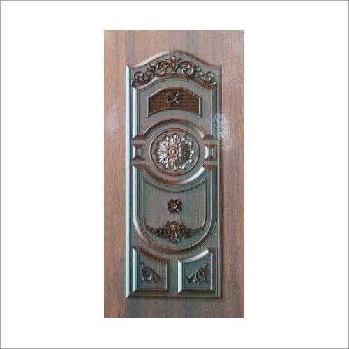 3D Carved Wooden Fancy Door