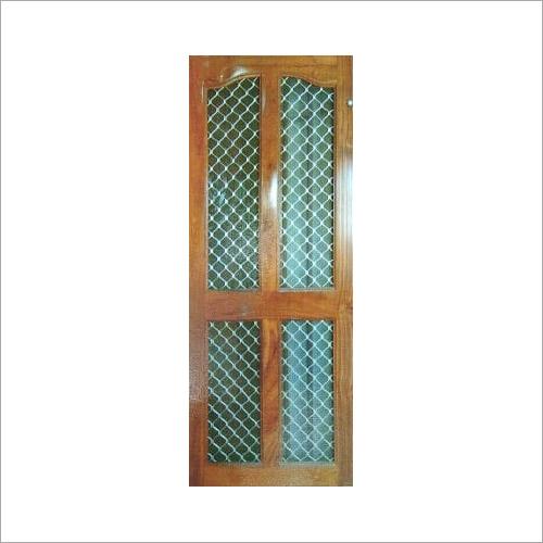 Entrance Plywood Door