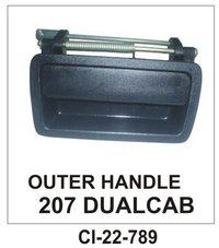 Outer Handle 207 Dualcab