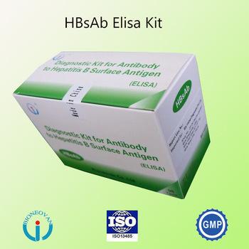 Hepatitis B Virus ELISA Kit