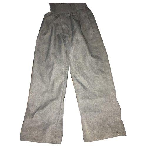 Grey School Uniform Pant