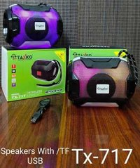 Tx-717 Wireless Speaker Bluetooth