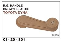 R.G Handle Brown Plastic Toyota, Dyna