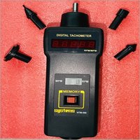 Contact Type Digital Tachometer