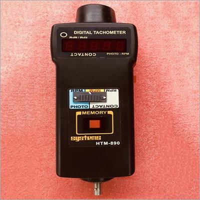 Photo Contact Digital Tachometer