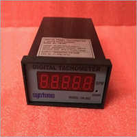 Digital Panel Mount Tachometer With Magnetic Pick Up Sensor