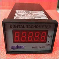 Digital Panel Mount Tachometer With Proximity Switch Sensor