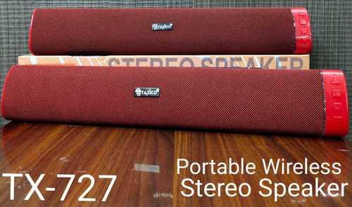 Tx-727 Wireless Stereo Speaker
