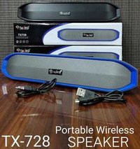 Tx-728 Wireless Speaker Bluetooth