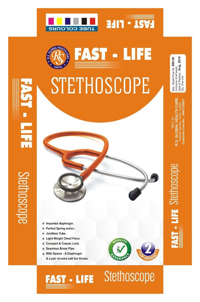 FAST- LIFE stethoscope