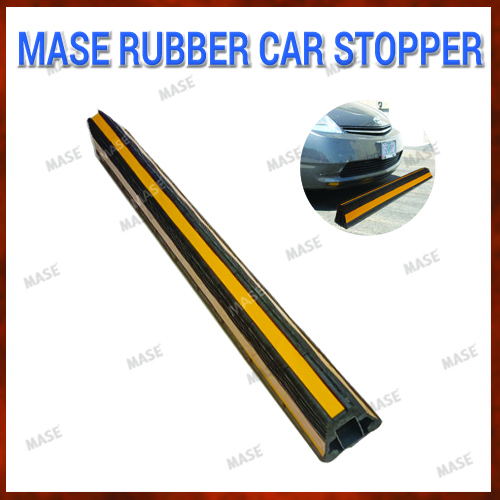 Rubber Car Stopper