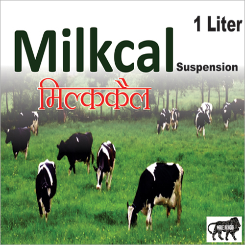 1 ltr Milkcal Suspension Feed Supplement