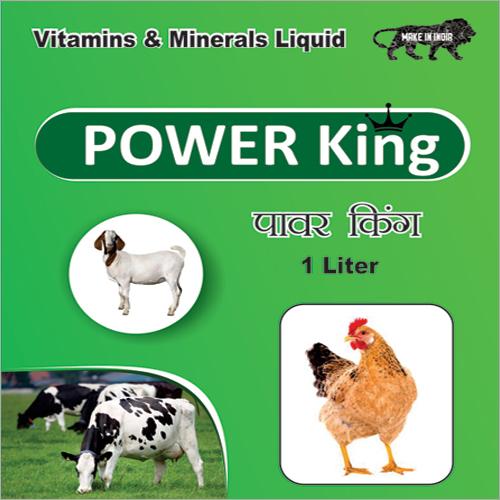 1 ltr Veterinary Vitamin And Minerals Liquid Supplement