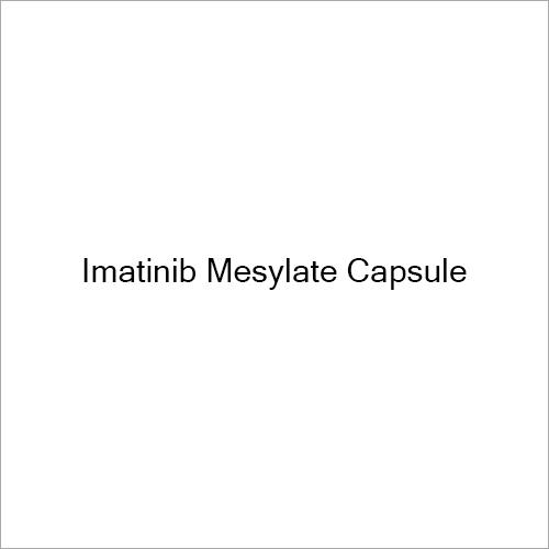 Imatinib Mesylate Capsule