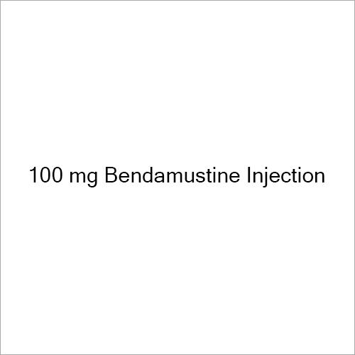 100 mg Bendamustine Injection