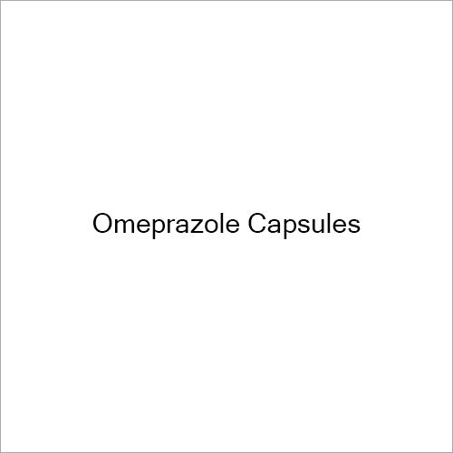 Omeprazole Capsule