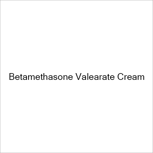 Betamethasone Valearate Cream