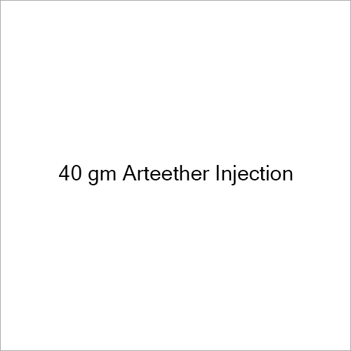 40 gm Arteether Injection