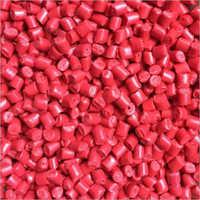 Red  PP Granules