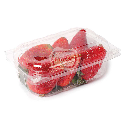 Clear Plastic Fruit Punnet