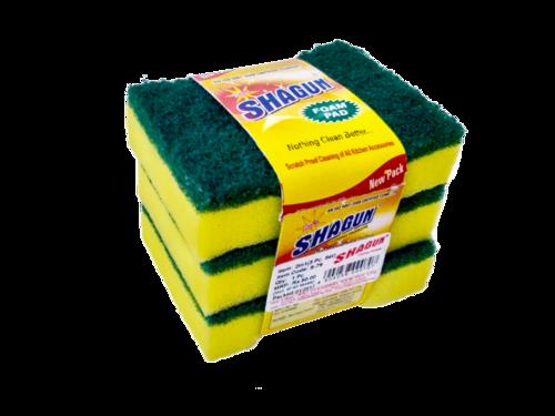 Sponge Scrub 2in1