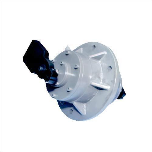 Center Vibratory Flange Motor