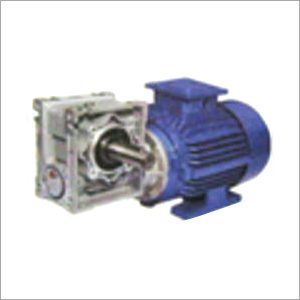 Geared Electric Motor