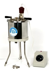 Saybolt Viscometer With Energy Regulator