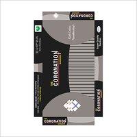 Coronation Brand Box Packing