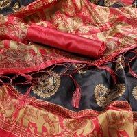 new mix design mysore silk saree
