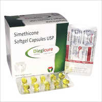 Simethicone Softgel Capsules USP