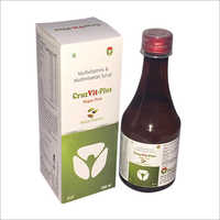 Multivitamins And Multiminerals Syrup