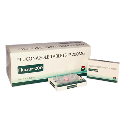 Fluconazole 200 Tablet