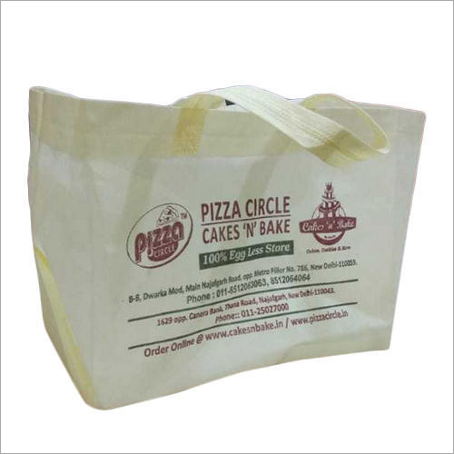 Sweet Box Non Woven Loop Handle Bags