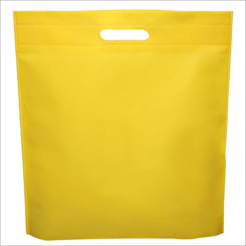 Coloured Non Woven D Cut Bag