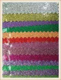 pvc glitter sheet