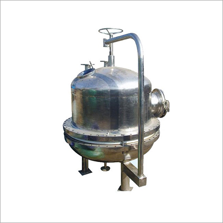 Stainless Steel Chemical Batch Reactor and Receiver